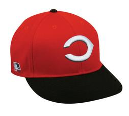 Cincinnati Reds Road Replica Baseball Cap Adjustable Youth H