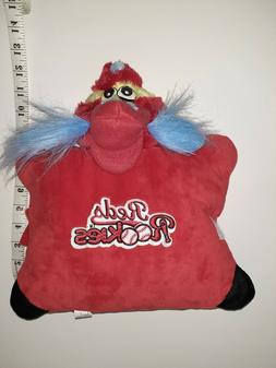 Cincinnati Reds Rookies Mascot Plush Cuddle Fan Pillow MLB C