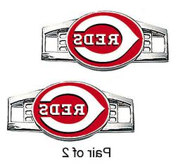 Cincinnati Reds Shoe Charms / Paracord Charms