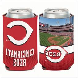 Cincinnati Reds Stadium Can Cooler 12 oz. Koozie