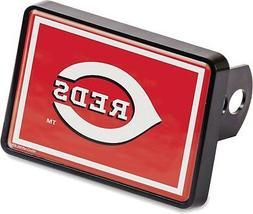 Cincinnati Reds Universal Hitch Cover Color Bumper Trailer A