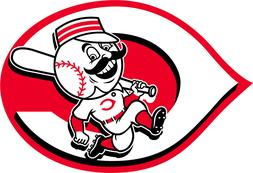 CINCINNATI REDS Vinyl Decal / Sticker ** 5 Sizes **