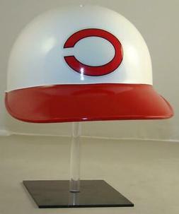 Cincinnati Reds Rawlings White Throwback Full Size Baseball