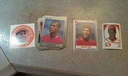 Eric Davis Cincinnati Reds ERIC The GREAT RARE Oddballs WOW