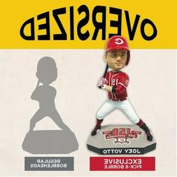 Joey Votto  2019 Bobblehead Cincinnati Reds Oversized 150th