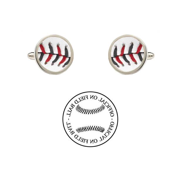 2015 all star game ball cufflinks authentic
