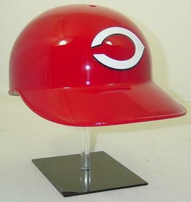 cincinnati reds all red full size baseball