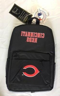 Cincinnati Reds BackPack Back Pack Book Bag NEW Work School