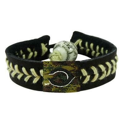 cincinnati reds bracelet baseball camo