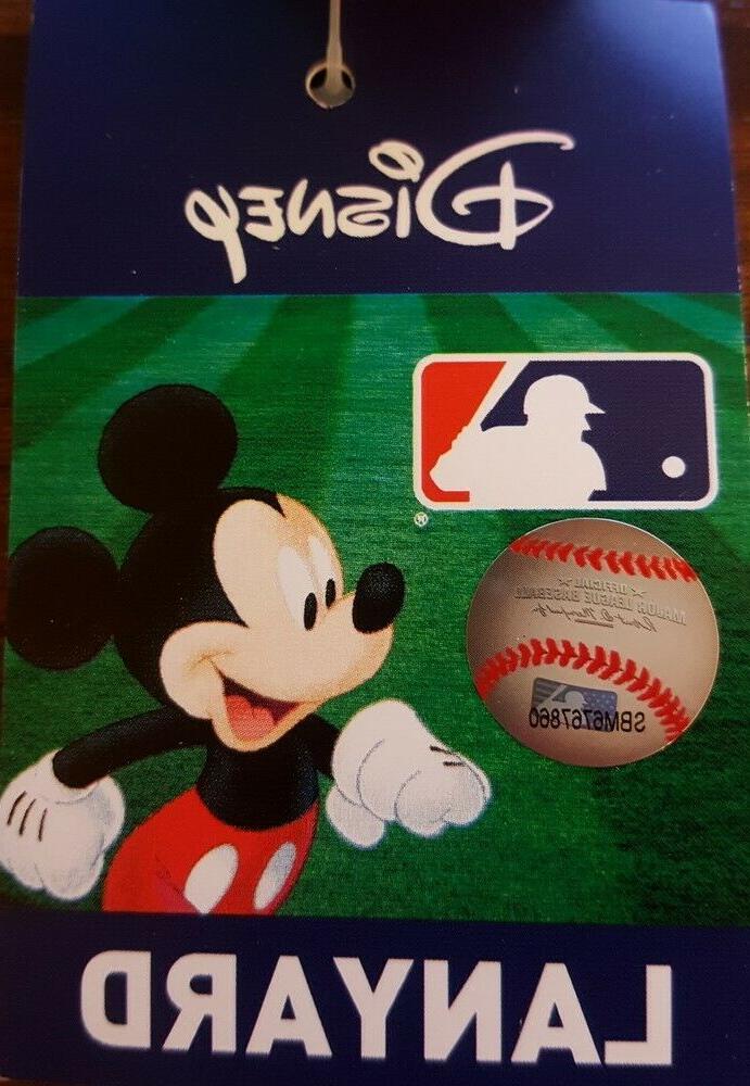 Cincinnati Reds Disney MLB Tag Strap