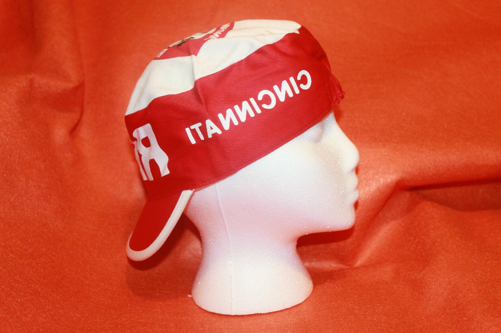 Cincinnati Reds MLB Painters Cap Old 80s