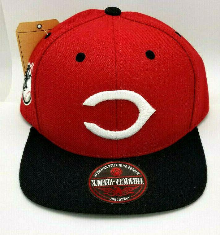 Cincinnati Reds BLOCKHEAD Hat