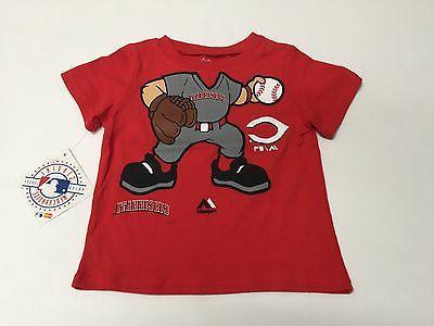 cincinnati reds official mlb apparel baby infant