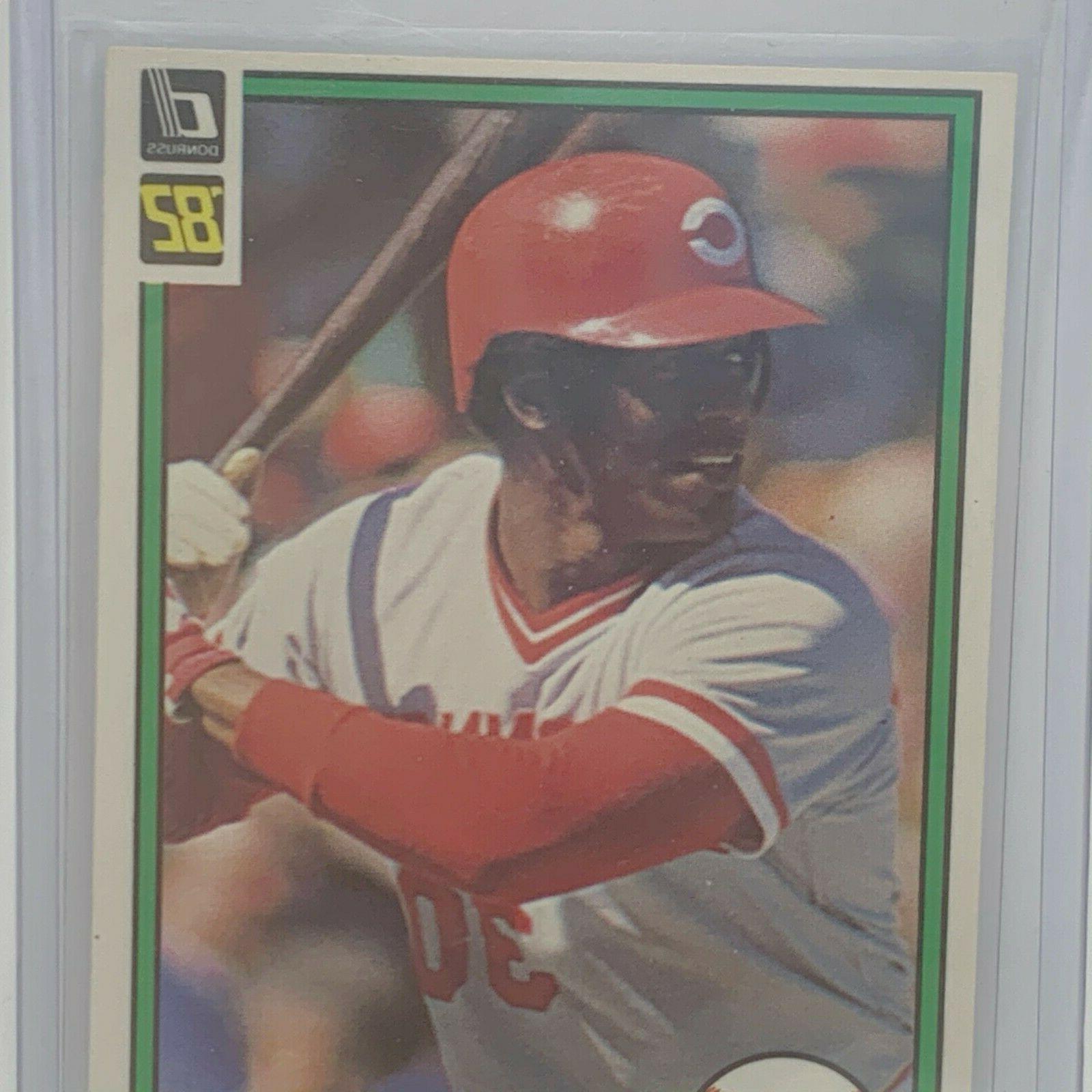 George Ken Griffey Cincinnati Reds Trading Card in