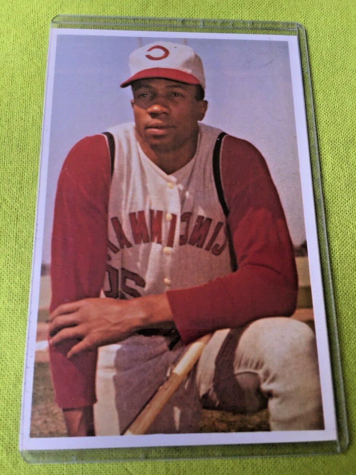 large frank robinson baseball card tcma 1982
