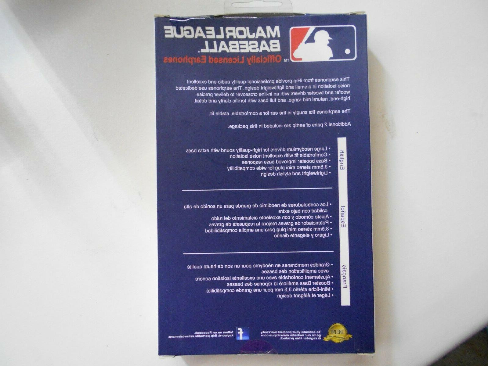 MLB Licensed & Ipod
