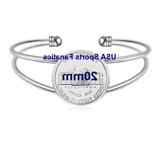 MLB Team Logo Adjustable Bracelet
