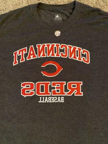 NEW Reds Shirt Men's 4XL