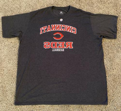 new cincinnati reds baseball licensed short sleeve
