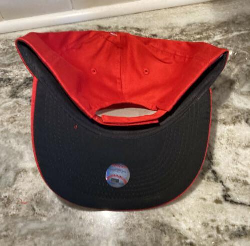 NEW MLB OC Sports Red Adjustable