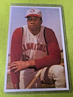Large Frank Robinson Baseball Card TCMA 1982  17 Cincinnati