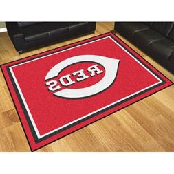 Fanmats MLB - Cincinnati Reds 8'x10' Rug