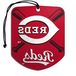 Team ProMark MLB Cincinnati Reds 2-Pack Air Freshener 2-4 Da