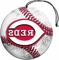 Team ProMark MLB Cincinnati Reds Air Freshener 3-Pack 2-4 Da