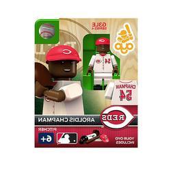 MLB Cincinnati Reds Aroldis Chapman Generation 3 Toy Figure