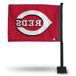 Official MLB Cincinnati Reds Car Flag 939007