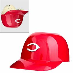 MLB Cincinnati Reds Mini Batting Helmet Ice Cream Snack Bowl