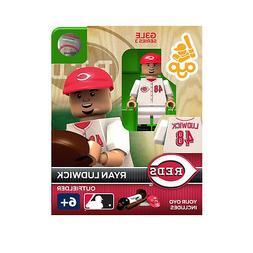 MLB Cincinnati Reds Ryan Ludwick Generation 3 Toy Figure NEW