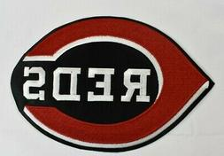 MLB Cincinnati Reds Sewn Jersey Real Emblem Patch For Jersey