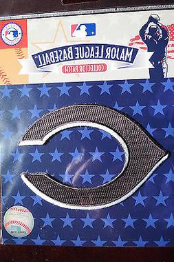 MLB Cincinnati Reds Team Emblem Camo 'C' Patch 2014