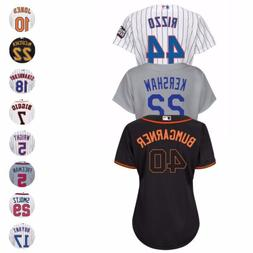 MLB Majestic Players Official Cool Base Team Home Away Alt J