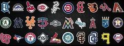 MLB Wall Decals 24""