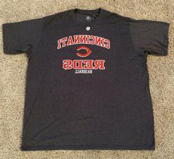 NEW Cincinnati Reds MLB Baseball Licensed Short Sleeve Shirt