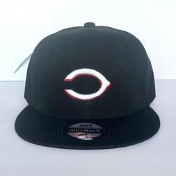 NEW Mens Cincinnati Reds Baseball Cap Fitted Hat Multi Size