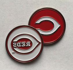 New MLB Cincinnati Reds Golf Ball Marker