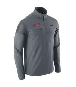 New NWT Cincinnati Reds Nike Elite Half-Zip Pullover Jacket
