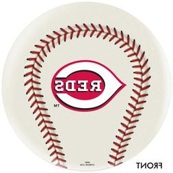 OTB MLB Cincinnati Reds Baseball Bowling Ball