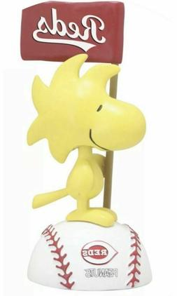 Peanuts Woodstock Cincinnati Reds 2019 Bobblehead bobble  SG