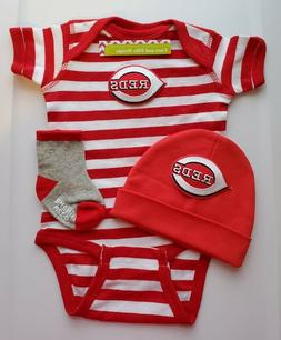 Reds baby/infant clothes Reds newborn Cincinnati Reds baby s