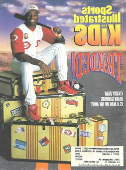 Sports Illustrated Kids August 1994 Deion Sanders Cincinnati