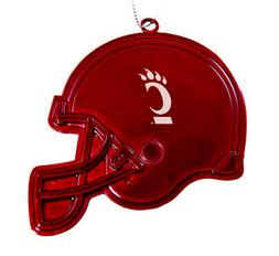 University of Cincinnati - Chirstmas Holiday Football Helmet