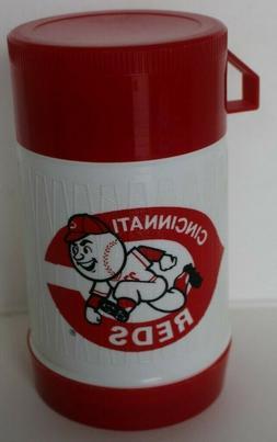 Vintage Cincinnati Reds Borden Thermos