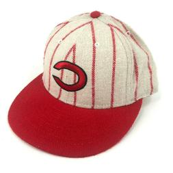 Vintage Cincinnati Reds American Needle Fitted Hat Cap Wool