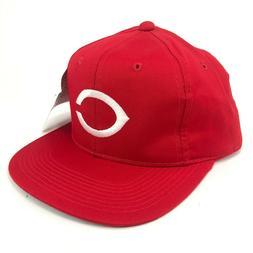 Vintage Cincinnati Reds Outdoor Cap Co Snapback Youth Hat Re