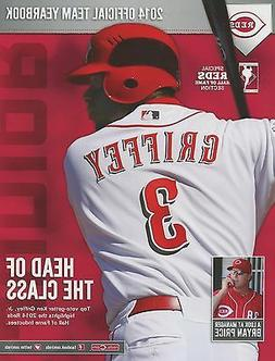 Yearbook 2014 - MLB - Baseball - CINCINNATI REDS