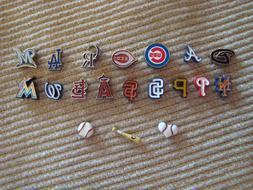 "Origami Owl ""Your Choice"" National League Baseball/Bat/Glove"